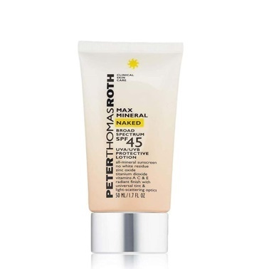 Peter Thomasroth  Max Mineral Naked SPF45 Lotion 50ml Renksiz